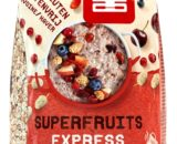 Porridge Express cu superfructe fara gluten bio 350g Lima