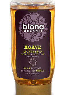 Sirop de agave light eco 250ml Biona