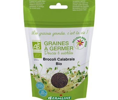 Broccoli calabresse pt. germinat eco 100g