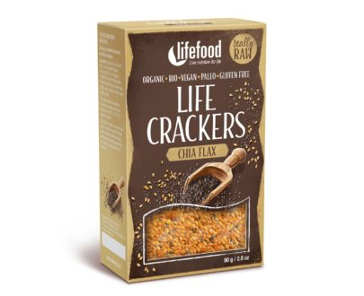 LIFECRACKERS cu chia si in raw eco 80g
