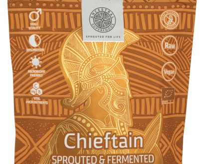 CHIEFTAIN Men`s Wellness Superfood mix bio 200g