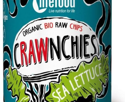 Chips Crawnchies cu sea lettuce eco 30g