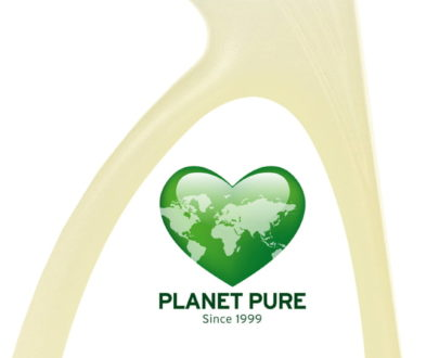 Detartrant bio cu pulverizator – lime si menta – 510ml Planet Pure