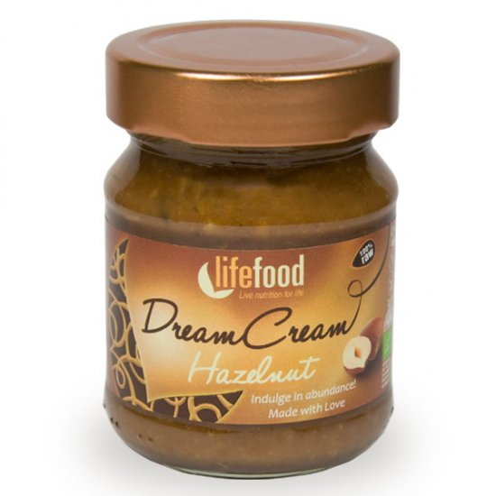 Crema raw Dream Cream cu alune eco 150g