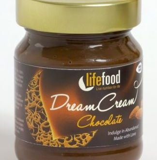 Crema raw Dream Cream cu ciocolata eco 150g