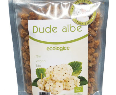 Dude albe deshidratate raw eco 250g