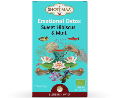 Ceai Shotimaa Elements – Emotional Detox bio 16dz