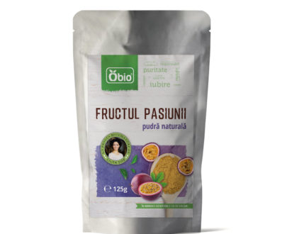 Fructul pasiunii pulbere 125g