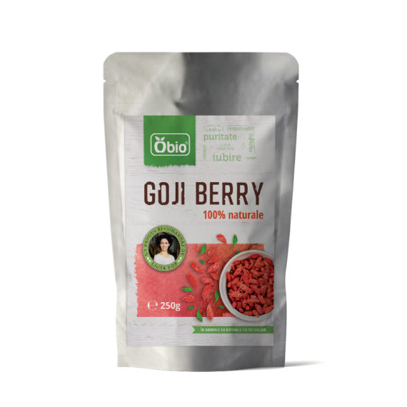 Goji berries raw 250g