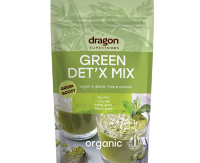 Green Detox Mix eco 200g DS