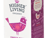 Ceai SWEET CHAI eco, 15 plicuri, Higher Living