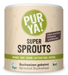 Super Sprouts hrisca germinata raw eco 220g