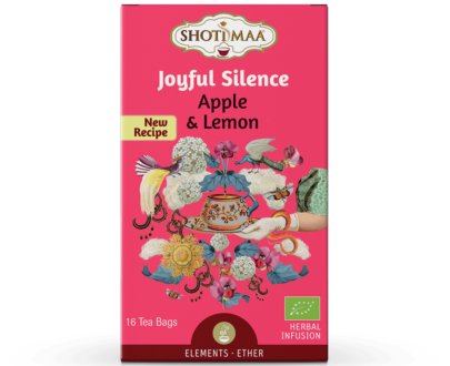 Ceai Shotimaa Elements – Joyful Silence bio 16dz