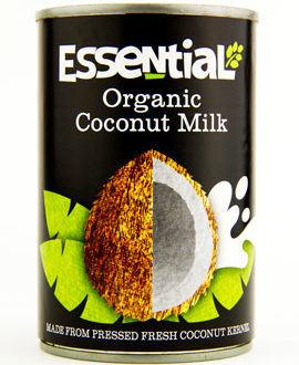 Lapte de cocos eco Essential 400ml