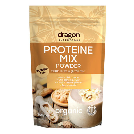 Mix proteic raw eco 200g