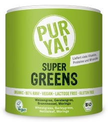 PurYa! Super Greens raw eco 150g