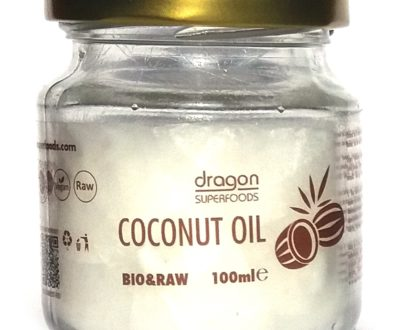 Ulei de cocos virgin eco 100ml