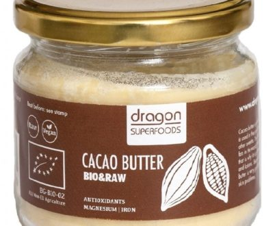 Unt de cacao raw eco 100g