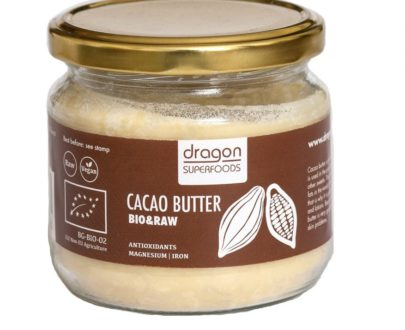 Unt de cacao raw eco 300g