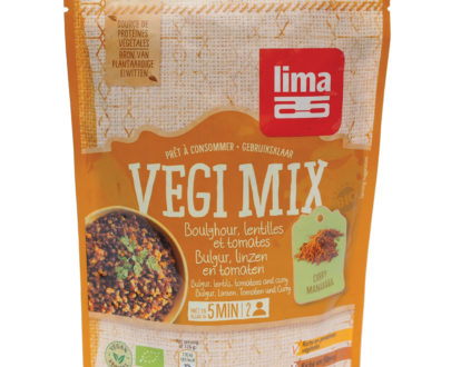 Vegi mix curry, bulgur si linte eco 250g