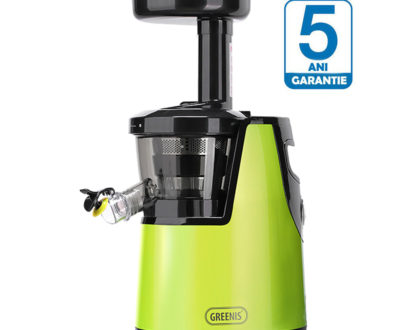 Storcator Greenis Slow Juicer Verde