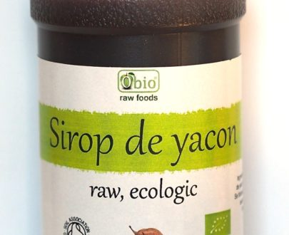 Yacon sirop raw eco 250g